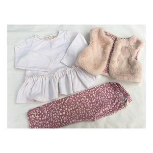 First Impressions   pants & top set 🦋